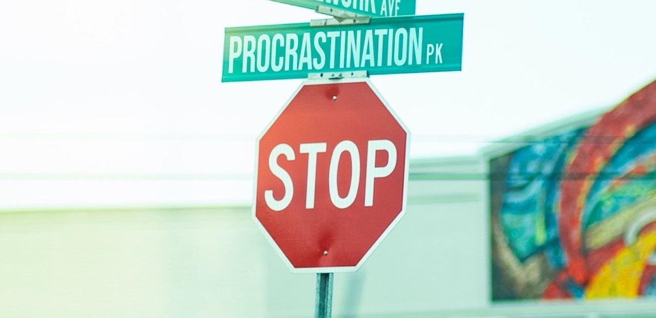 How Science Advises Overcoming Procrastination-Part 1